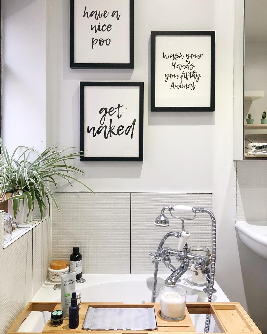 Have A Nice Poo Art Print