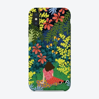 Going Into The Jungle Phone Case