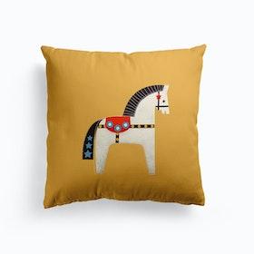 Festive Horse Cushion