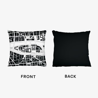 City Island Paris Cushion