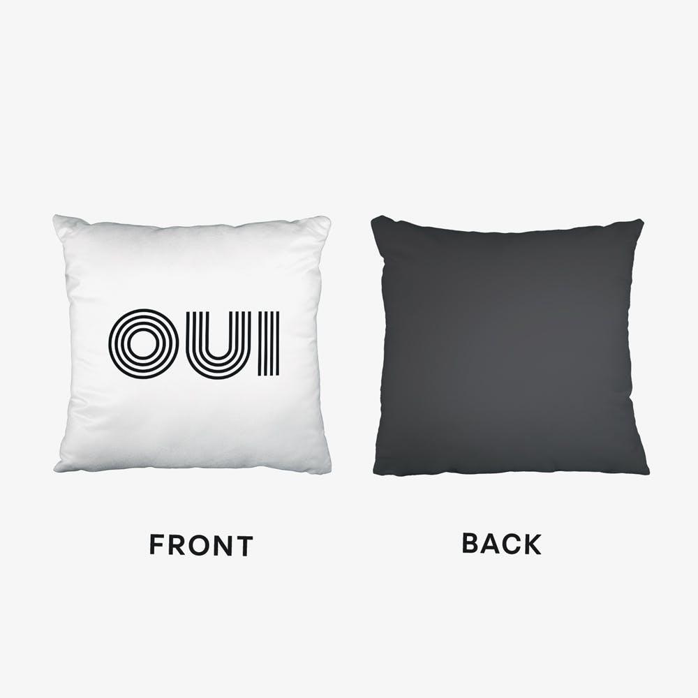 Oui Multi Line Cushion