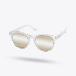 Hey Macarena L.A. Sunglasses in Clear