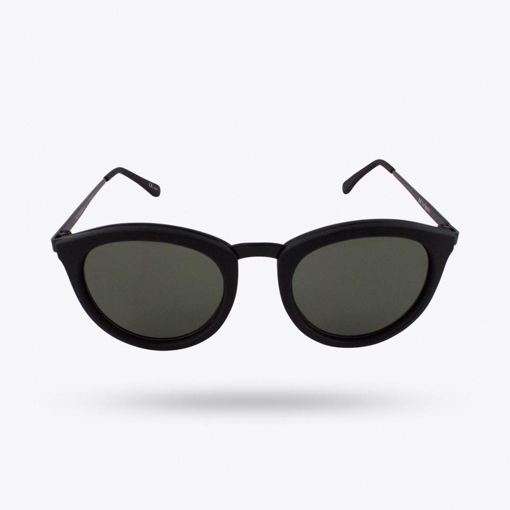 No Smirking Sunglasses in Black