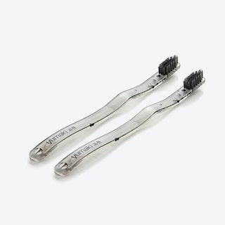 Ink Toothbrush (set of 2)
