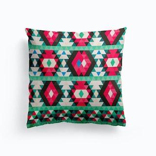Bohemian Kilim Cushion