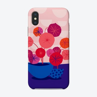 Pileas In Red And Pink Phone Case