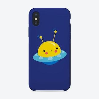 Nursery Kawaii Ufo Phone Case