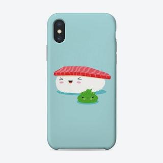 Best Friends Kawaii Sushi Nigiri Phone Case