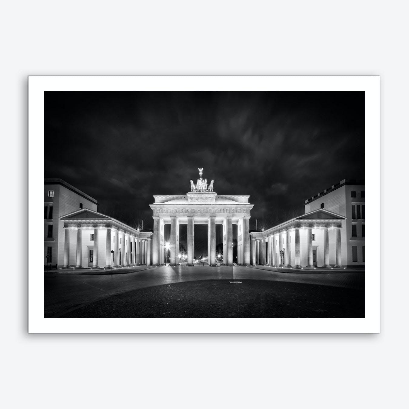 Berlin Brandenburg Gate Art Print