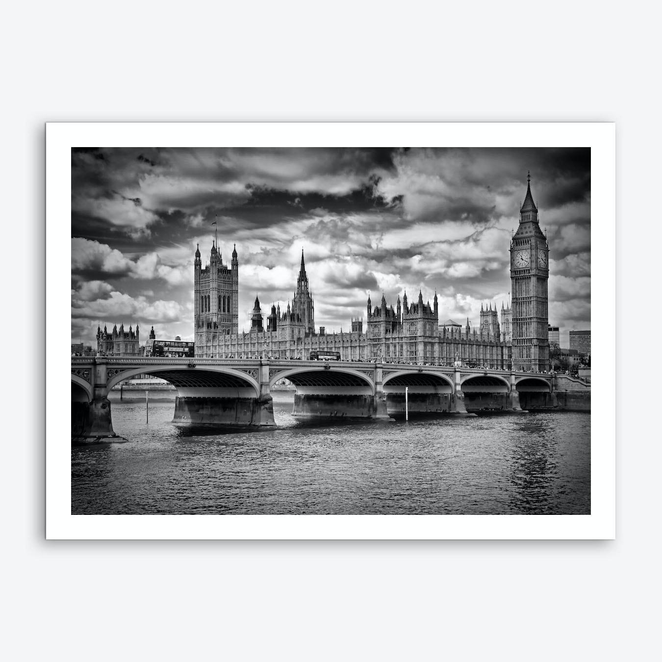 London houses of parliament westminster bridge art print by melanie viola