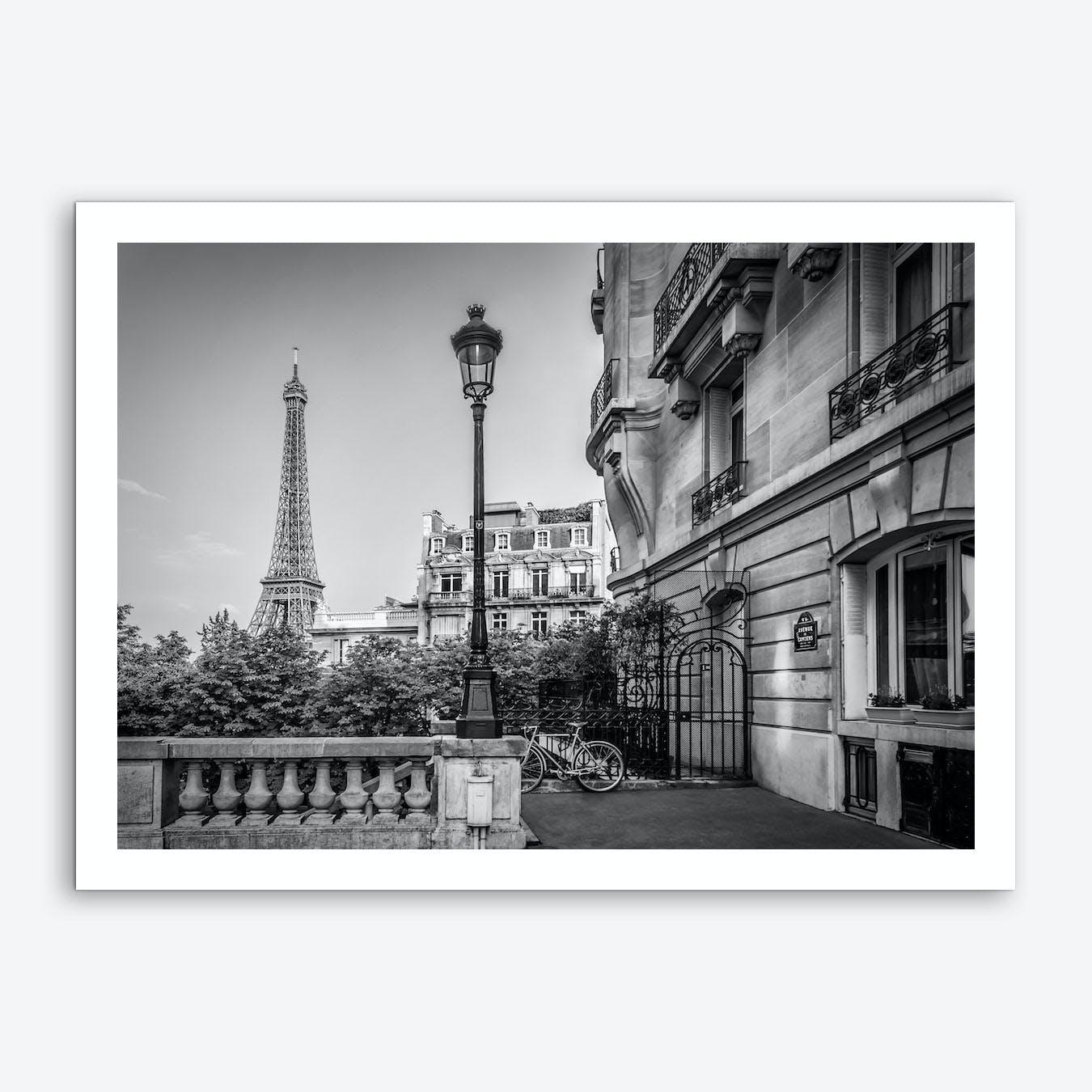 Parisian Charm Art Print
