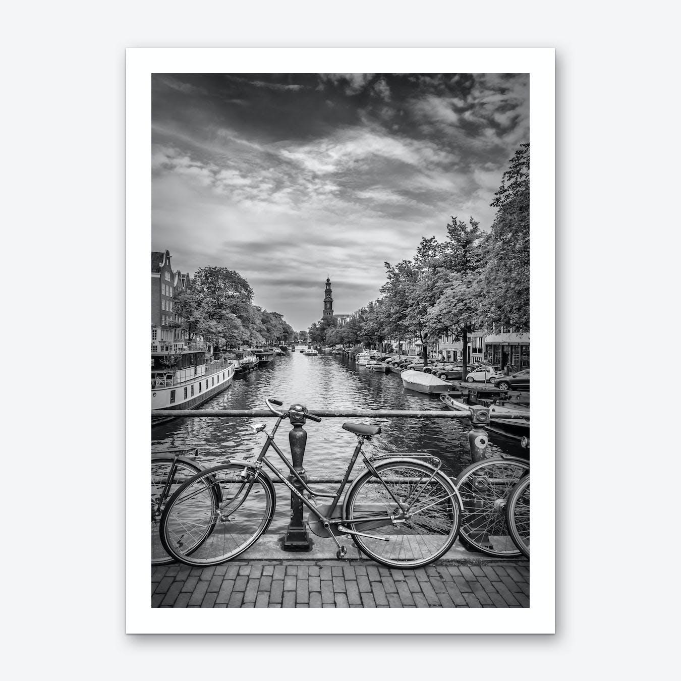 Amsterdam Views Art Print