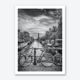 Amsterdam Views Art Print