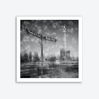 City Art Berlin Victory Column Art Print