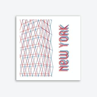 New York Art Print I
