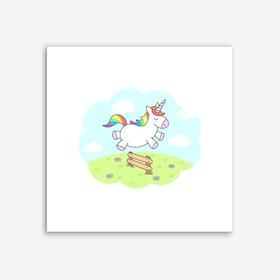 Unicorn Dream Art Print