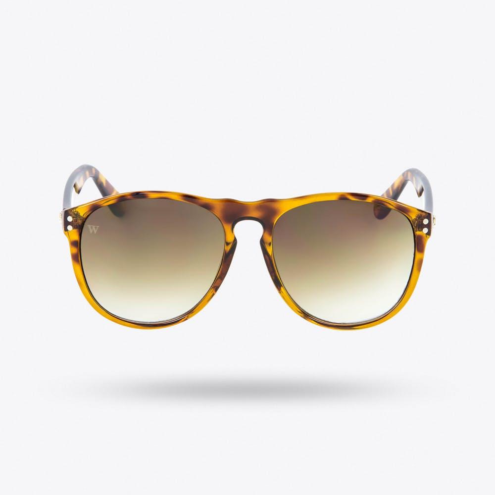 Balto Sunglasses in Bicome & Mustard