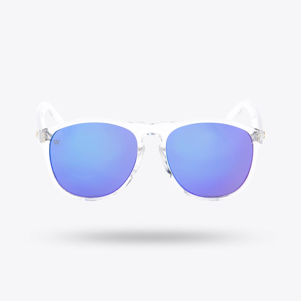 Balto Sunglasses in Blue