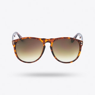 Balto Sunglasses in Caroise & Brown