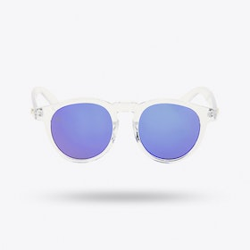 Hathi Suglasses in Clear & Blue