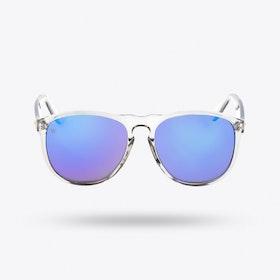 Balto Sunglasses in Smoke & Blue
