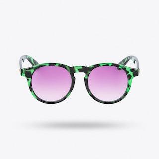 Hathi Suglasses in Tortoiseshell & Purple