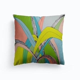 Plant Paradise 4 Canvas Cushion