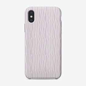 Assymetric Stripes Phone Case