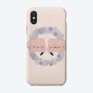 Girl Power Phone Case