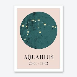 Aquaries Art Print I
