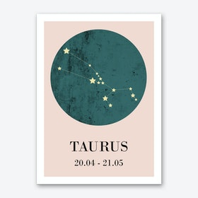 Taurus Art Print I