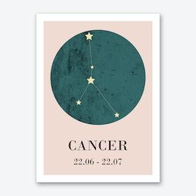 Cancer Art Print I