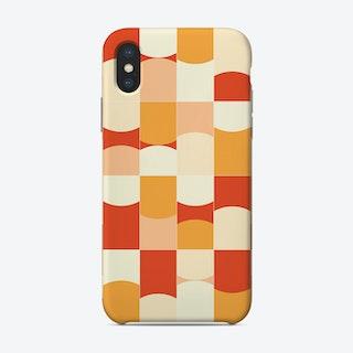 Vivid Tiles 02 Phone Case