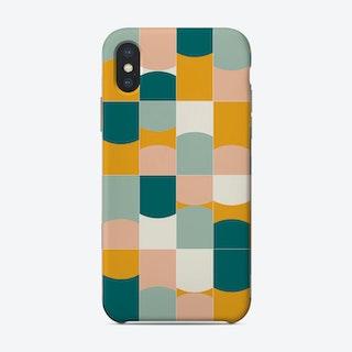 Vivid Tiles 01 Phone Case
