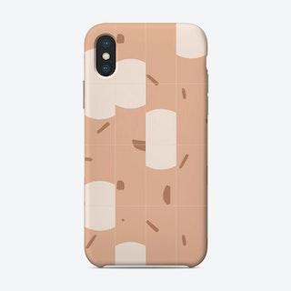Earthy Tiles 03 Phone Case