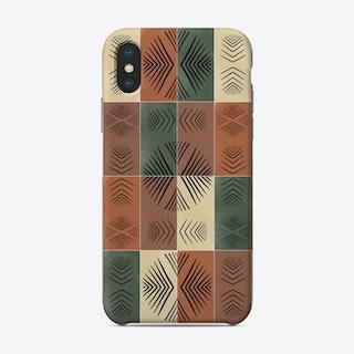 Mudcloth Tiles 03 Phone Case