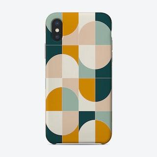 Bold Geo Tiles 01 Phone Case
