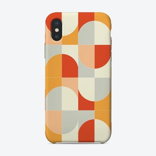 Bold Geo Tiles 02 Phone Case