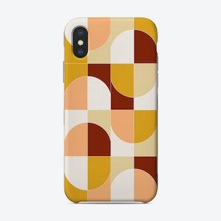 Bold Geo Tiles 03 Phone Case