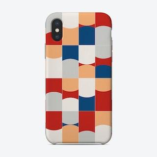 Vivid Tiles 03 Phone Case
