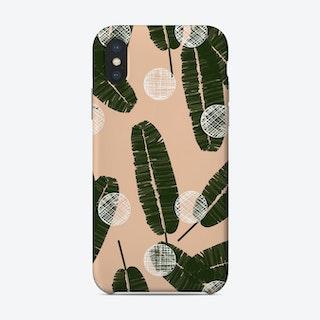 Palms & Dots Phone Case