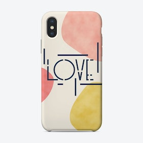 Pieces Of Love Phone Case