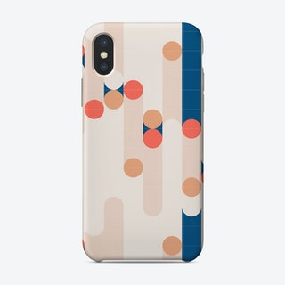 The Sound Of Tiles Phone Case