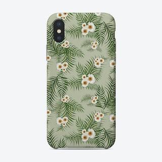 Vintage Jungle Pattern Phone Case