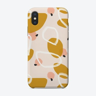 Abstract Fall Iii Phone Case