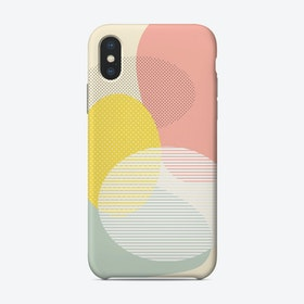 Lost In Shapes Ii Phone Case