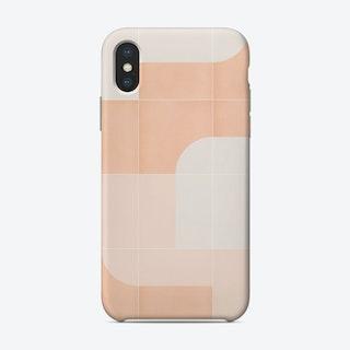 Retro Tiles 04 Phone Case