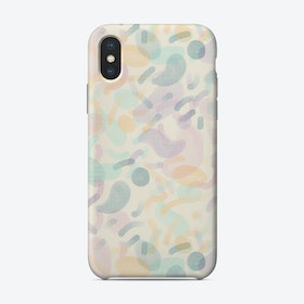Dotted Blobs Phone Case