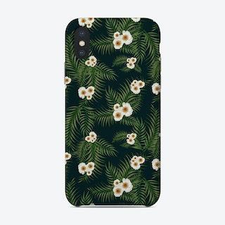 Gloomy Jungle Pattern Phone Case