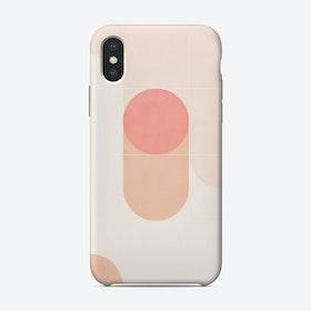 Retro Tiles 08 Phone Case
